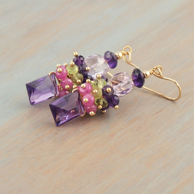 amethyst de rose prod p mu suzanne kalan by france earrings zigzag