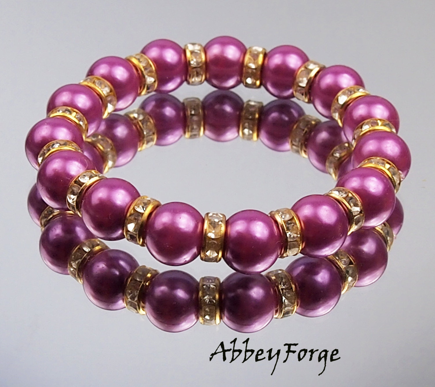 tone products two zomi little gems bracelet olivia vivianne stretchy